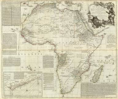 African continent, African languages