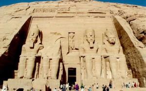 Abu-Simbel-Temple