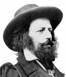 the brook by alfred lord tennyson The brook by alfred, lord tennyson (read by tom o'bedlam) an excerpt from  this famous dramatic work the usual interpretation in that the brook is a analogy .