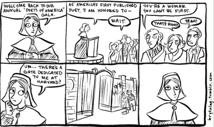 Anne Bradstreet Feminist