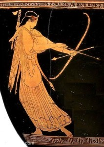 Artemis Greek Goddess of Hunting