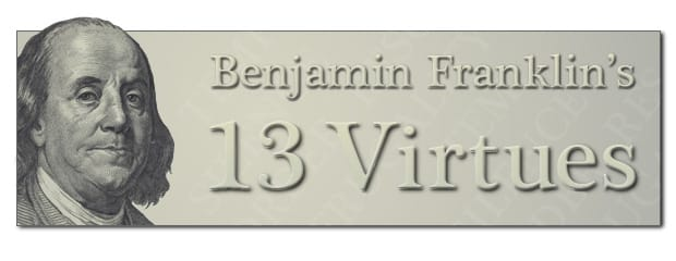 Benjamin-Franklin-Thirteen-Virtues