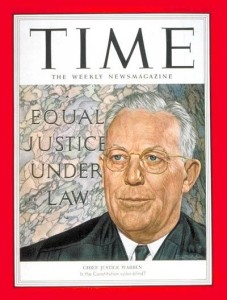 Chief-Justice-Earl-Warren