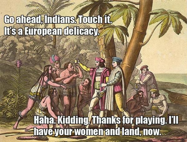 Christopher Columbus Memes