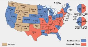 Electoral College 1876
