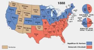 Electoral College 1888