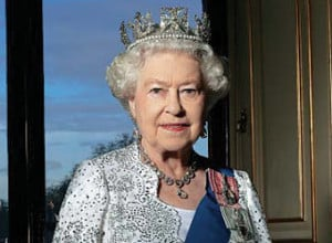 Elizabeth II, Her Queen the Majesty, of the United Kingdom