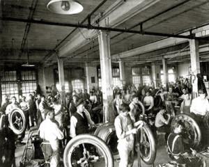 Firestone Tire and Rubber Company in Memphis