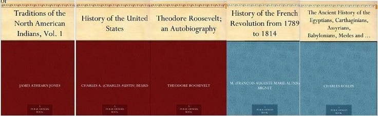 Free History Books
