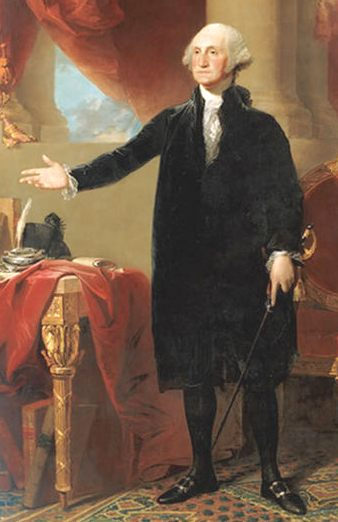 George-Washington-election