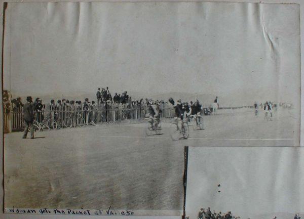 George-Wyman-race