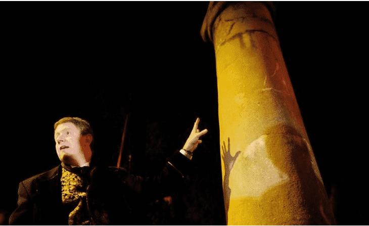Haunted Pillar of Augusta