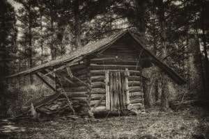 Historic-log-cabin