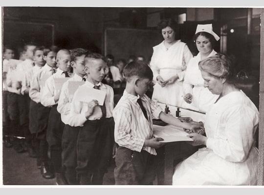 History Of Immunizations