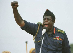 Idi Amin - Forest Whitaker