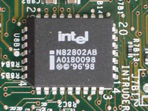 Intel history