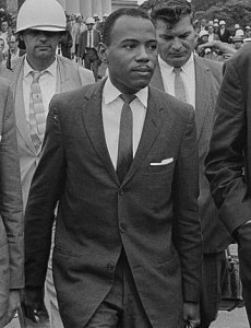James Meredith 230x300    Today in History, September 30th