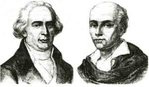 Jean-Pierre Blanchard and Dr. John Jeffries