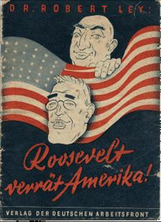 Roosevelt-Jew-puppet