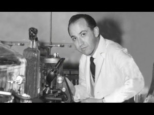 Dr. Jonas Salk Polio