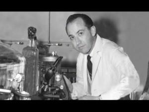 Dr. Jonas Salk Polio