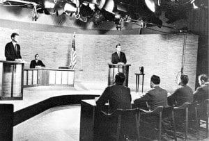 Kennedy Nixon Debate (1960)