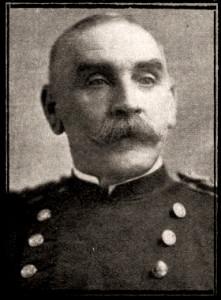 Major General Oswald Ernst