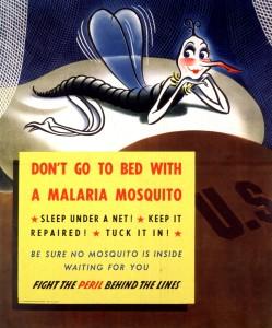 Malaria World War II
