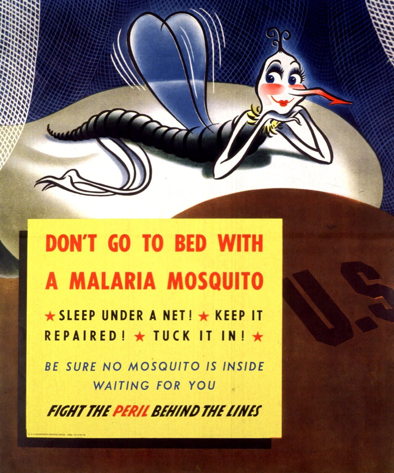 Malaria World War II