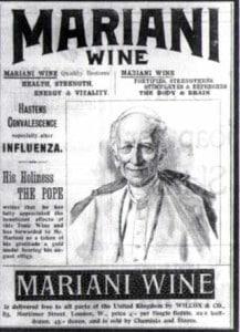 Mariani Wine Pope Leo XIII