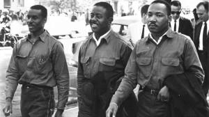 Martin Luther King Birmingham Demonstration