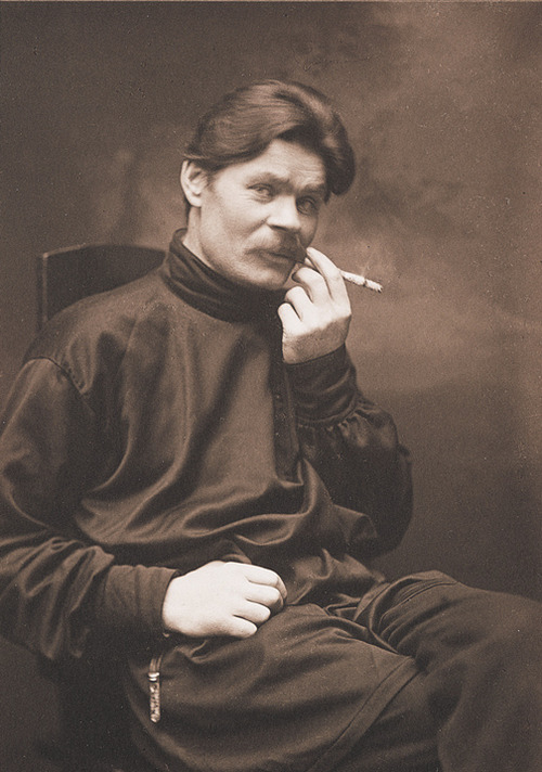 maxim gorky Was he a literary genius or simply stalin's stooge public opinion on russian  author maxim gorky continues to be divided, even on what would.