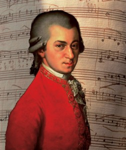 Mozart    Today in History, September 30th