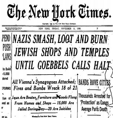 New-York-Times-Kristallnacht