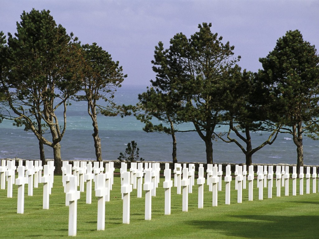 Normandy's American Cemetery