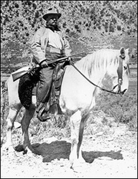 President-Roosevelt-Hunting