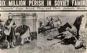 Soviet Union Famine and Starvation
