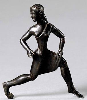 Spartan-Woman