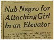 Tulsa Race Riot Newspaper Article