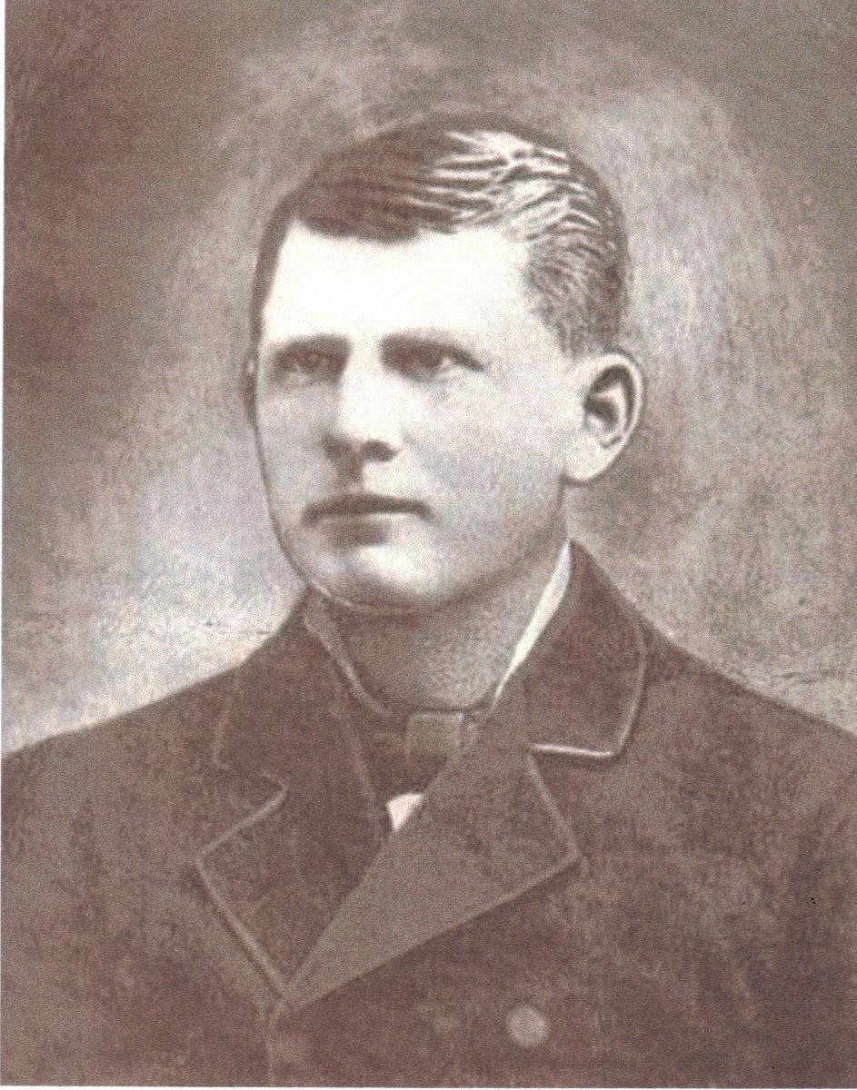 U.S. Deputy Marshall Frank Dalton