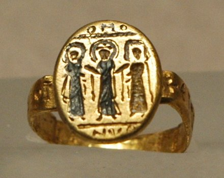History of the Wedding Ring, on My Anniversary - Hankering for History