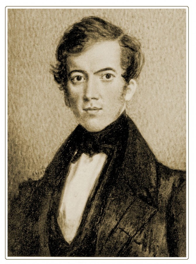 Young David Livingstone