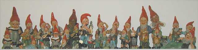 garden gnome history