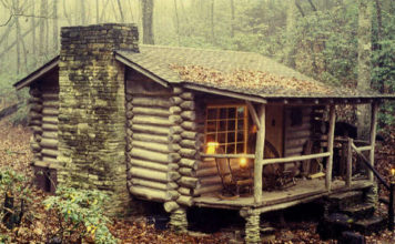 history-of-log-cabins