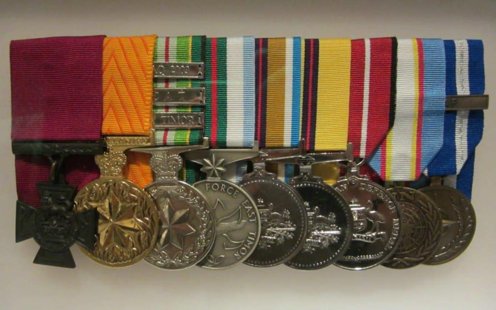 history-war-medals