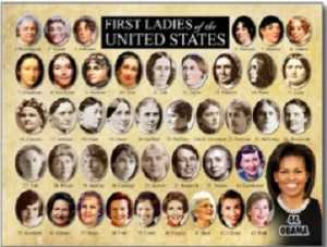 influential first ladies in history