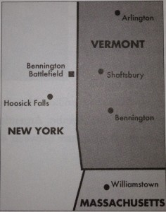 Battle of Bennington The Naming of Historical Events