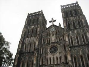 Catholic Churches in Vietnam