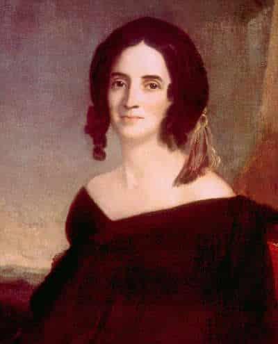 Sarah-Polk-History