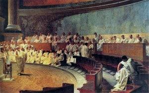 the_history_of_education_-_roman_senate